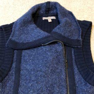 Banana Republic Jackets & Coats - Banana Republic navy blue sweater vest